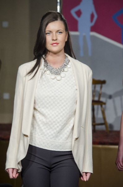 Desmond College Students participating in the 2014 Fashion Show