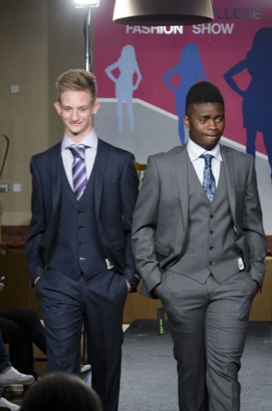 Desmond College Fashion Show 2014 Modelling Fashion from Bella Sola, G Boutique, Kimono, Scanlan's menswear, gatsby...