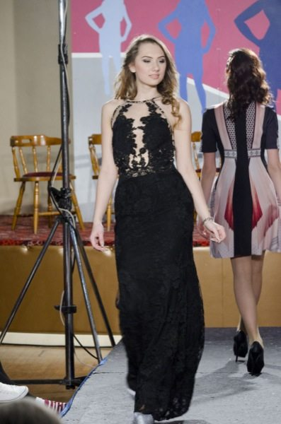 Desmond College Fashion Show 2014 in the Courtenay Lodge Hotel