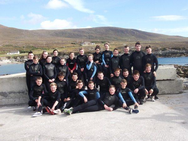 2014 TY Trip to Achill