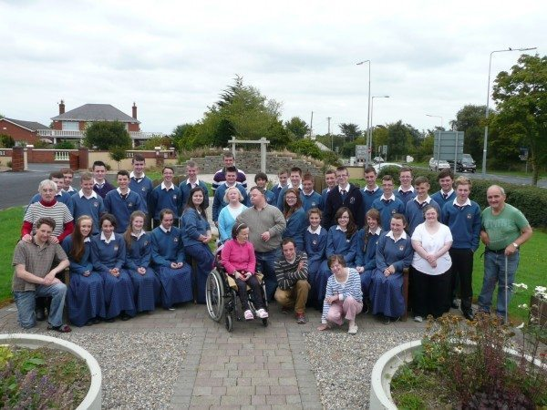 Desmond College and The Brothers of Charity start another year of new friendships