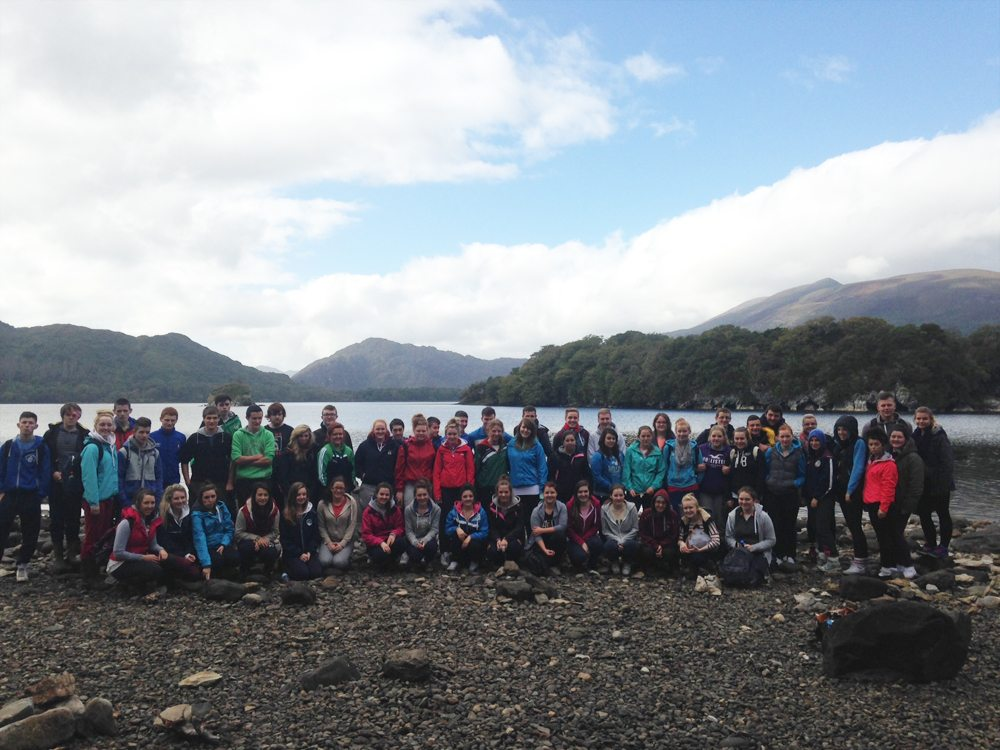 Desmond College 6th Year Ecology Field Trip 2014
