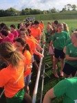 Desmond College Students participating in the UL Marathon Challenge