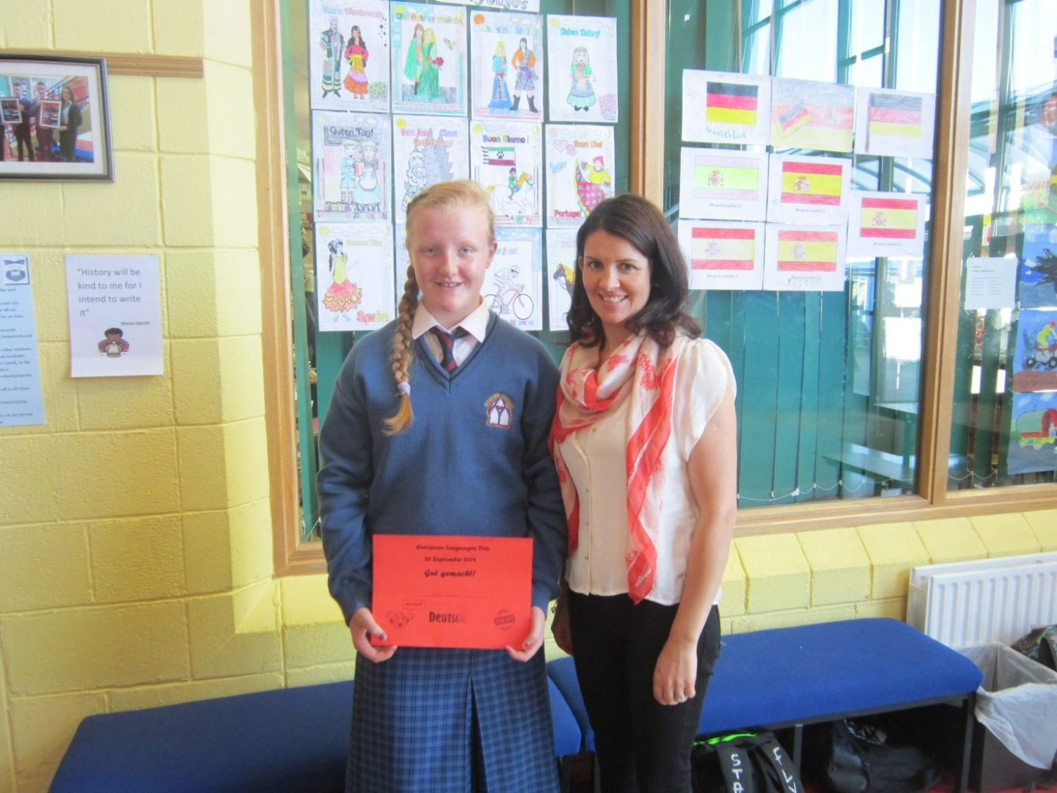 Desmond College European Language Day Competition 2014