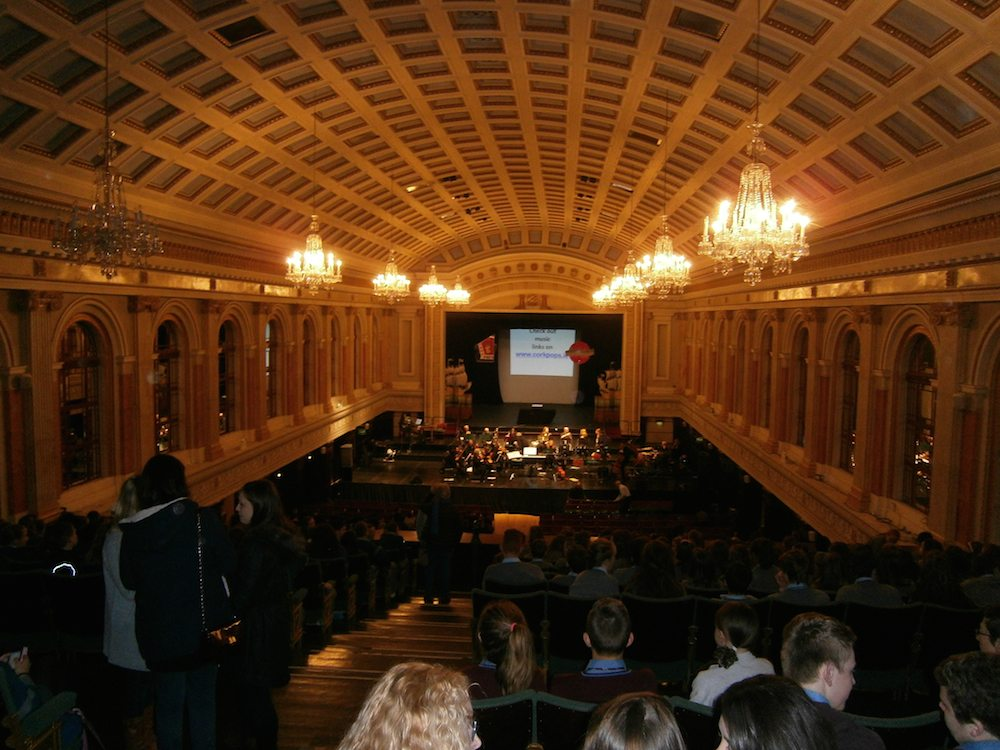 Cork Pops City Hall