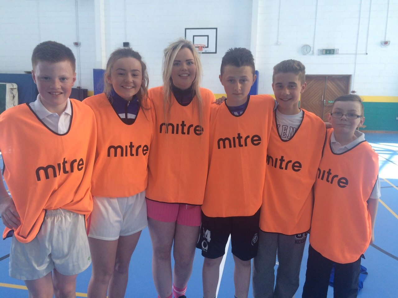 Winning-team-from-the-soccer-tournament-Diarmuid-Flynn--Alice-Duffy--Sarah-O-Grady--Corey-Healy--Dylan-Moloney--Tony-O-Sullivan