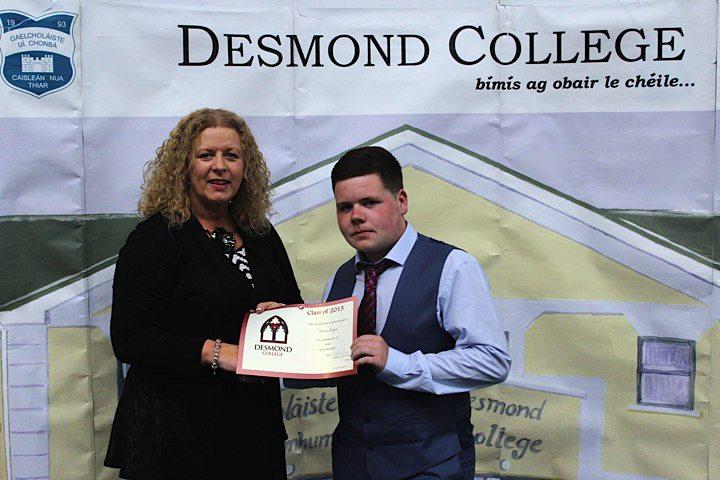 Desmond College Graduation: Class of 2015