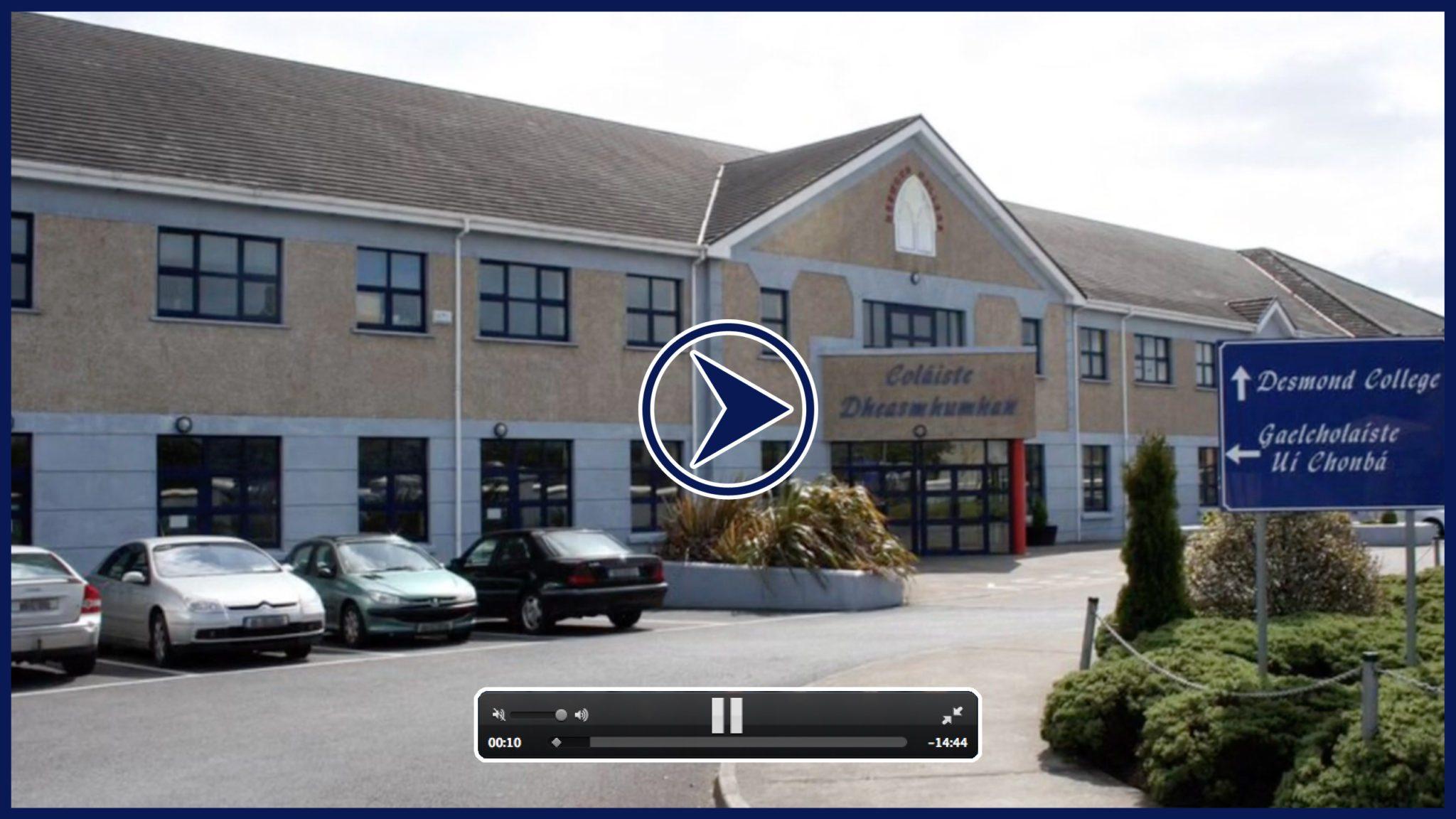 Desmond College Graduation 2015: Low Resolution Video