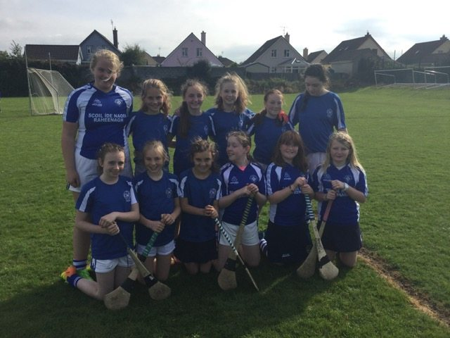 Raheenagh National School at Desmond College Primary School Blitz