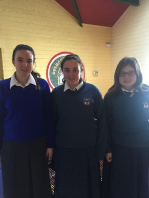 2016 BT Young Scientist Profile: Amy Ryan (Ardagh), Mairead Ryan (Ardagh) and Amy Ryan (Knockaderry)