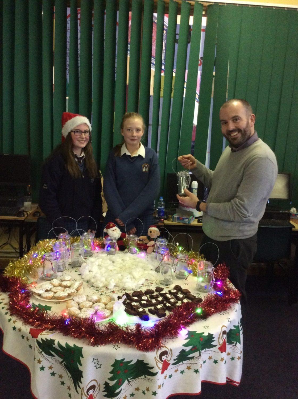 2015 December: Christmas Market in Desmond College
