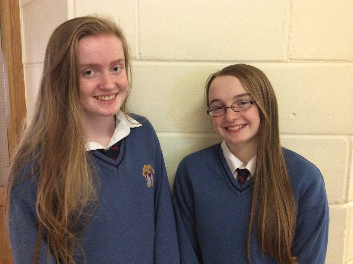 2016 BT Young Scientist Profile: Niamh Liston and Hannah Barrett