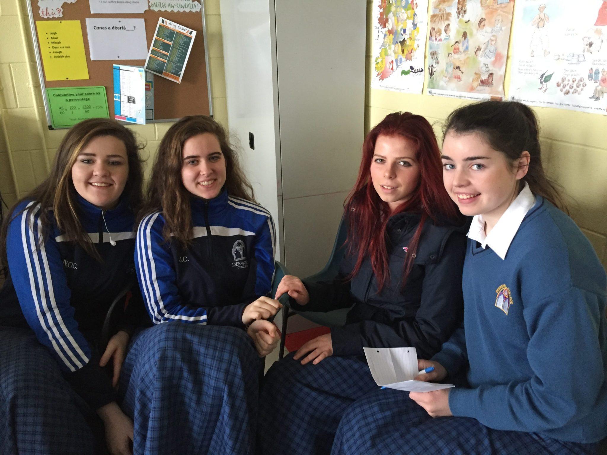 Desmond College Ceili to Celebrate Seachtain na Gaeilge