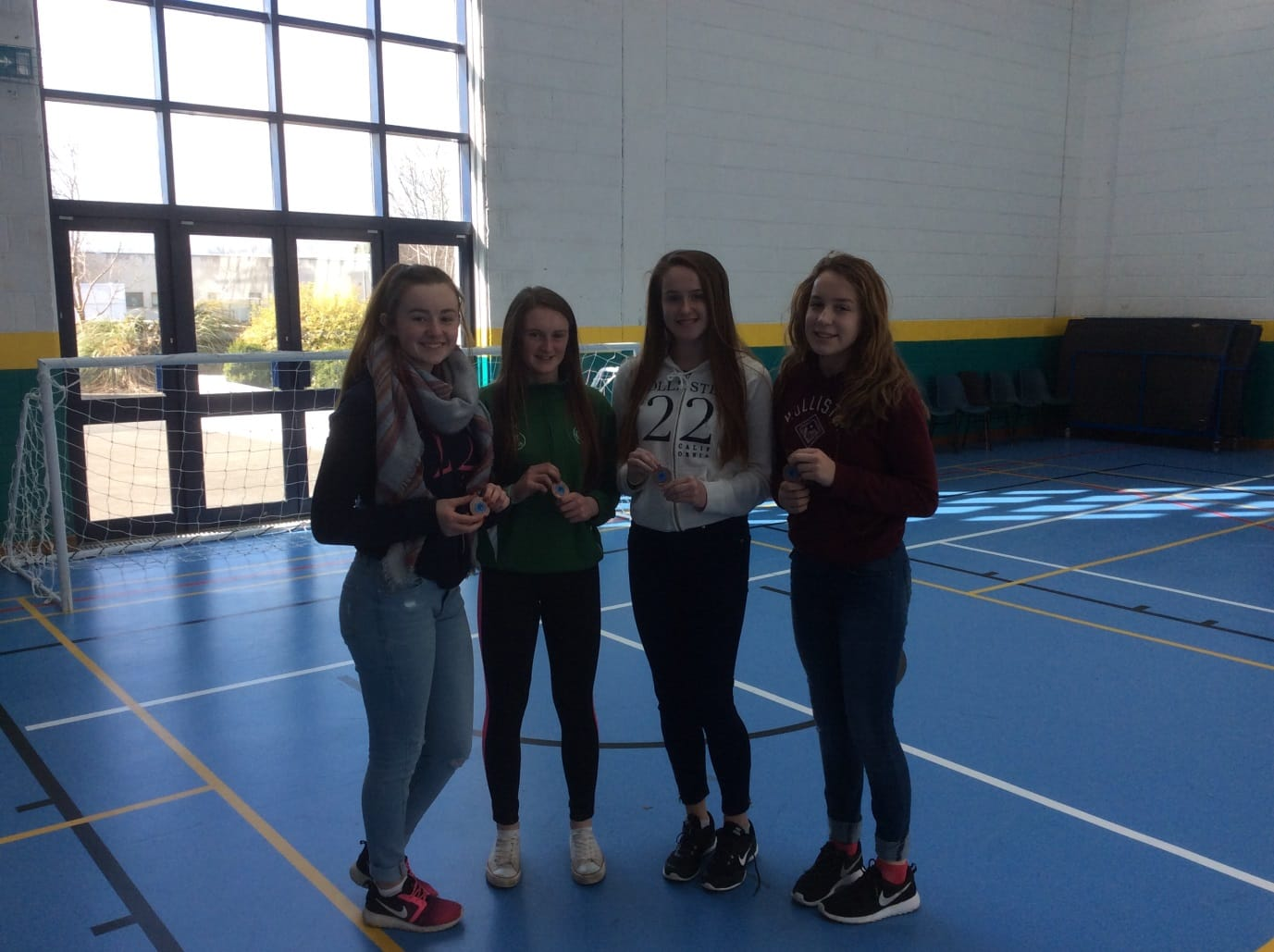 April 2016: Desmond College Students win Bronze in Munster Orienteering Schools Championship
