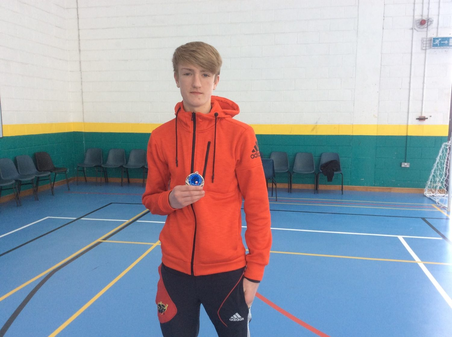 April 2016: Desmond College studnt wins Silver in the Munster Schools Orienteering Competition