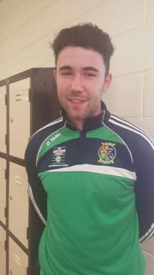 22nd April 2016: Congratulations to Cormac Long, Desmond College winner of Free Gym Membership in Killeline Leisure Centre, as part of Active Schools Week 2016