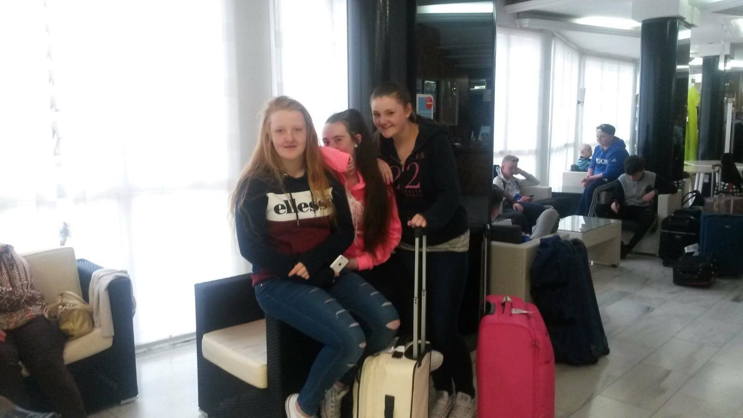 April 2016: Desmond College 2nd Year Students Tour to Barcelona
