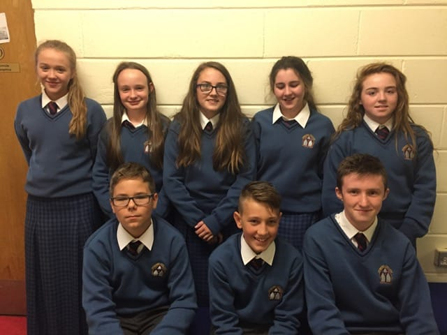 26th August 2016: Desmond College Newcastle West, Limerick, Welcomes Their New First Years!
