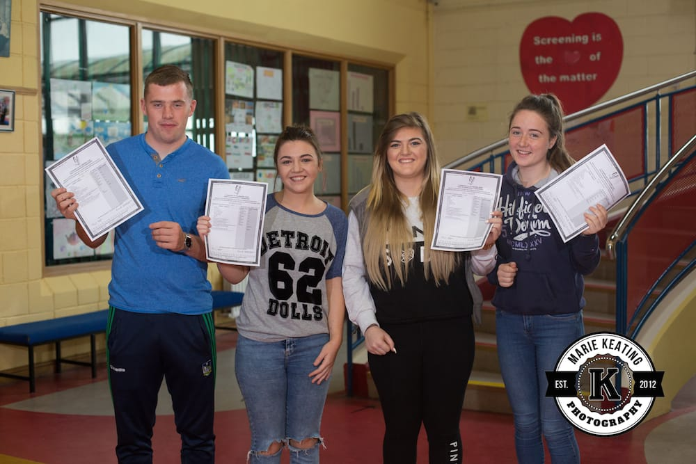 Desmond College Leaving Certificate Results Day 2016