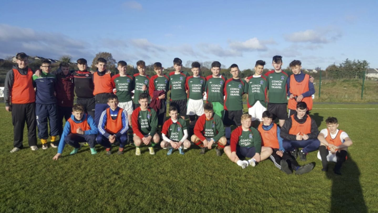 Nov 2016: Desmond College Victorious over Castleisland Community College