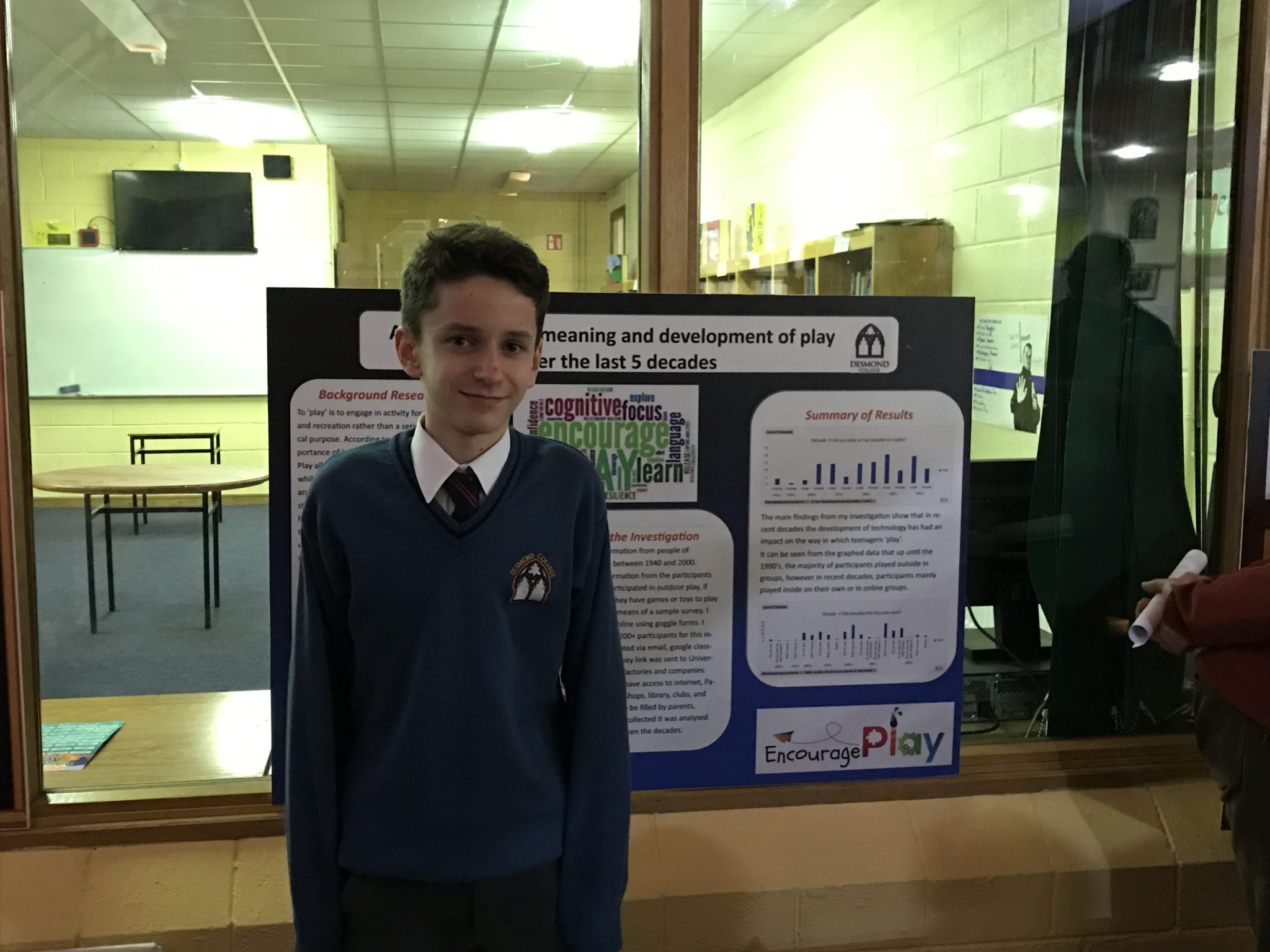 11 January 2017: BTYSTE 2017 - A Study into the meaning and development of Play over the last five decades – Junior Social