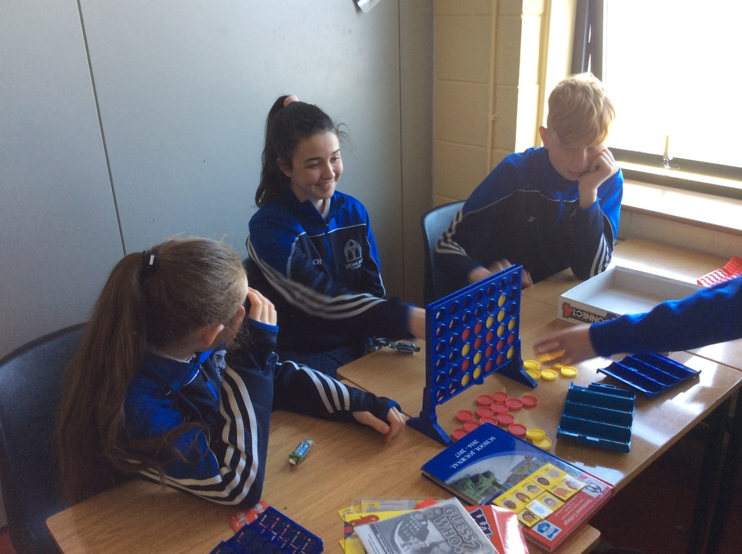 Márta 2017: Desmond College School in Newcastle West had students enjoying themselves as they participated in Seachtain na Gaeilge activities