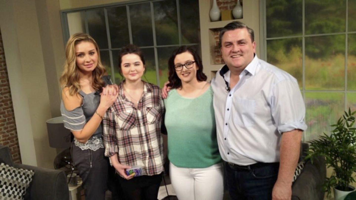 May 2017: Emily Duffy on Ireland AM