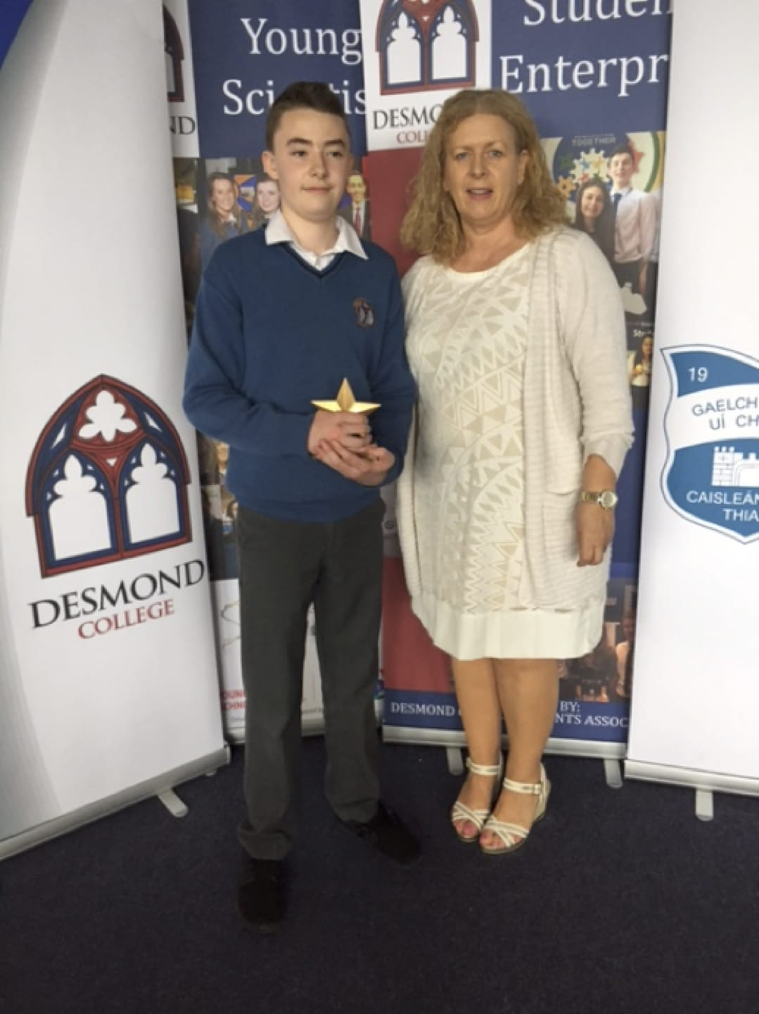 May 2017: Desmond College Student Awards