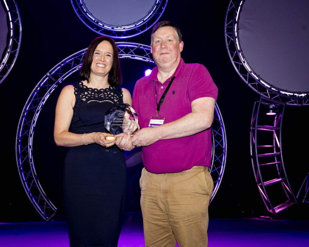 BTYSE 2018: Donal Enright and Martina Nolan of Intel