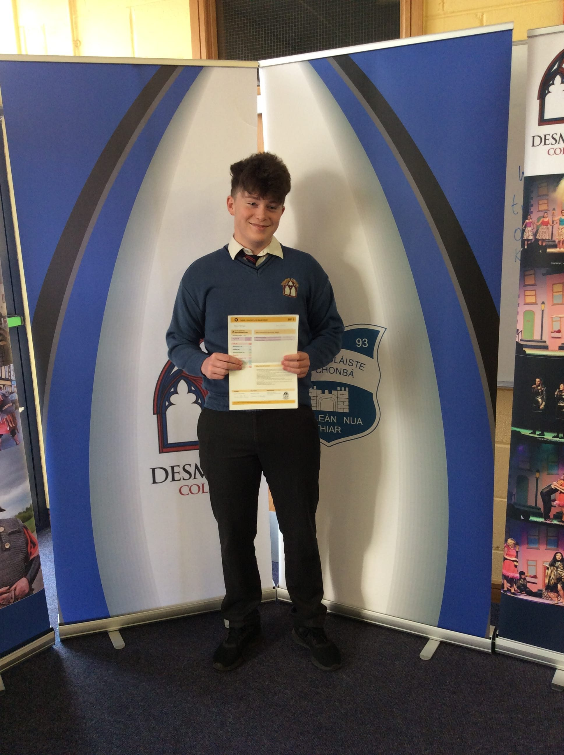 26th February 2018: Junior Cycle Profile of Achievement Presentations