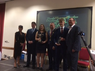March 2018: Desmond College students participate in the Student Enterprise Awards 2018