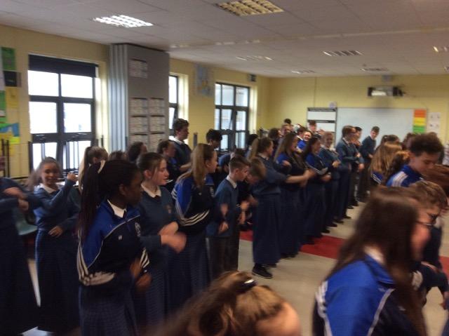 Seachtain na Gaeilge 2018: Desmond College Céilí
