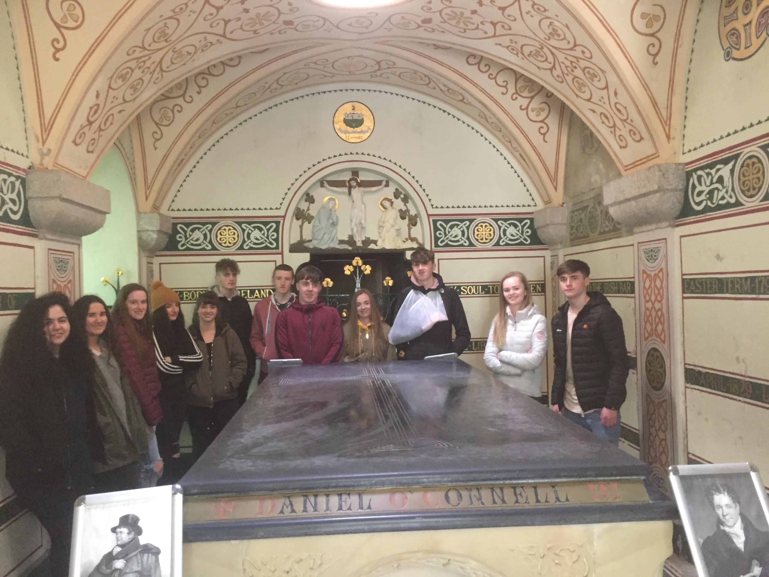 Desmond College Irish History and Culture Trip