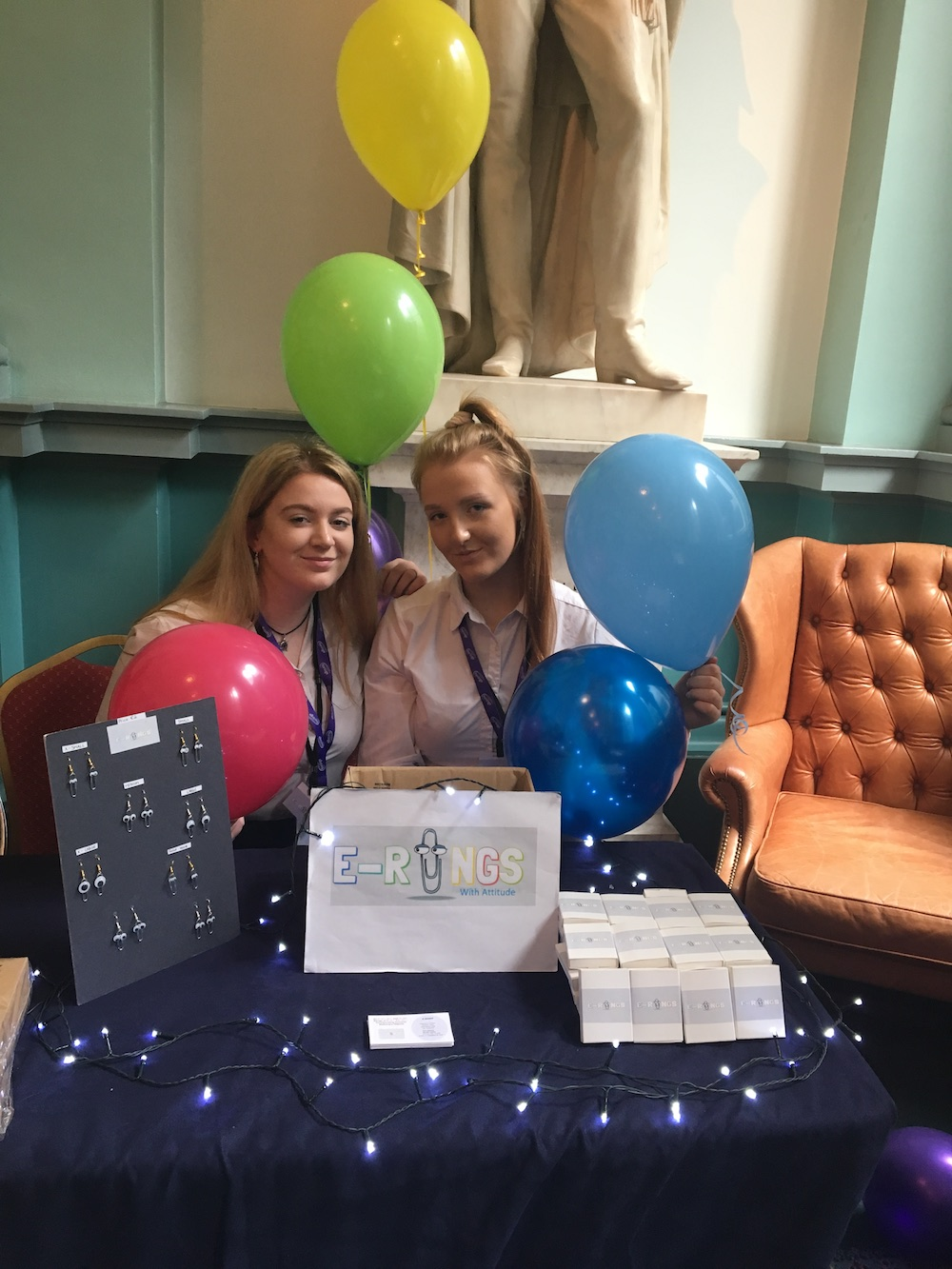 May 2018: Foróige National Finalists 2018 Youth Entrepreneur of the Year Awards