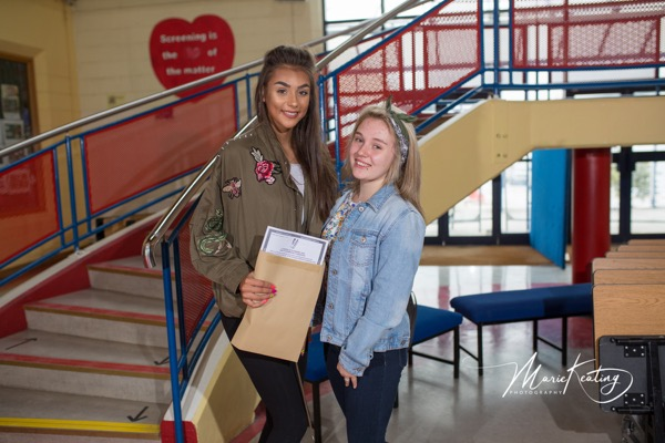August 2018: Desmond College Leaving Certificate Results