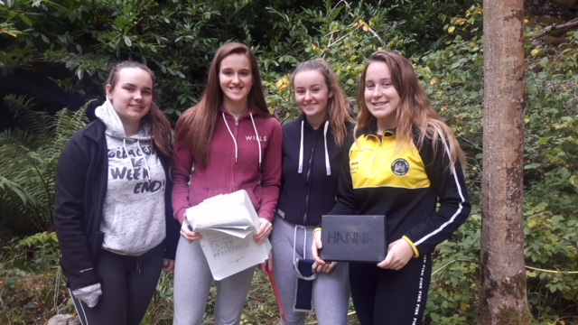 October 2018: The 6th Year Ecology Trip to Killarney