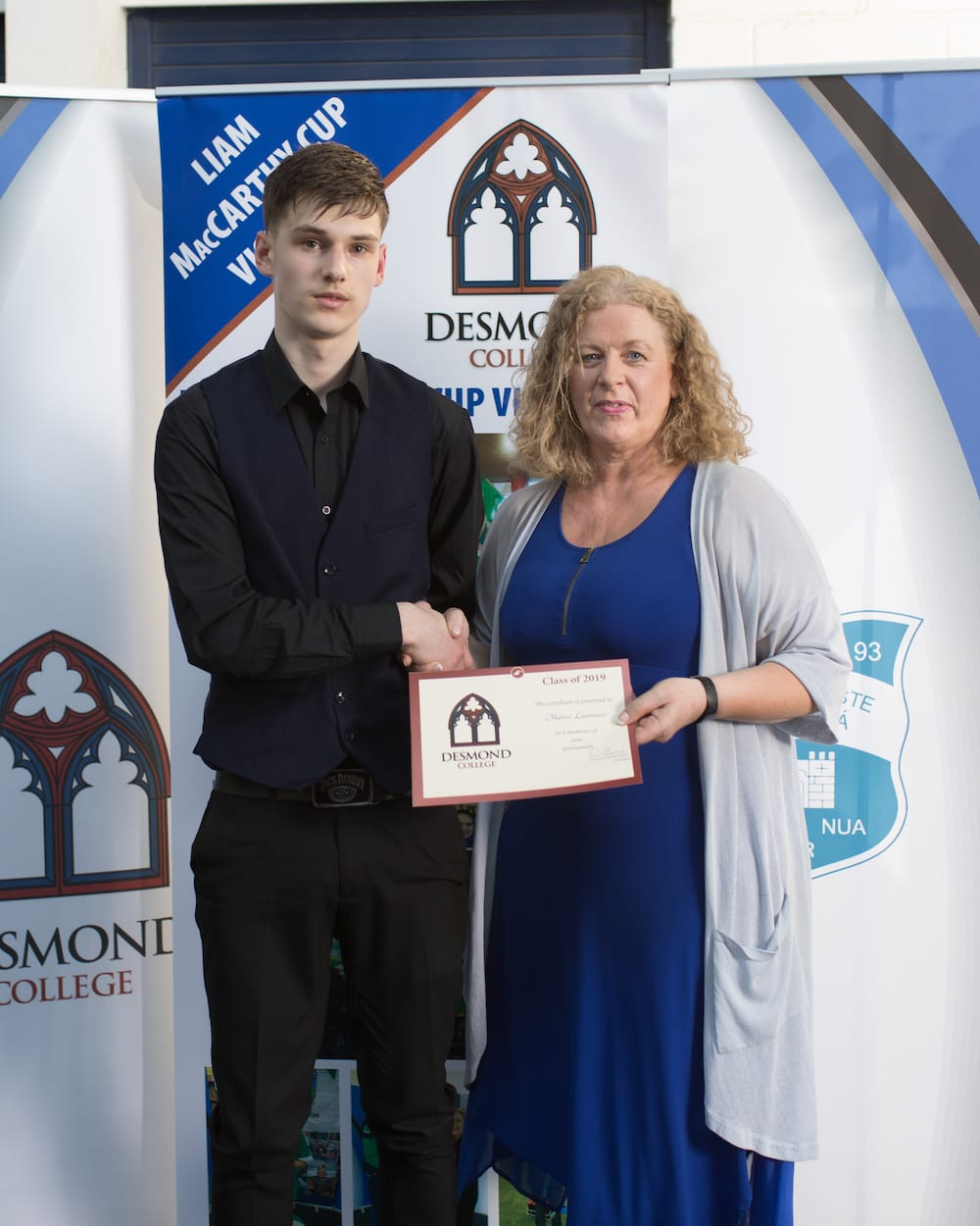 Desmond College Graduation 2019