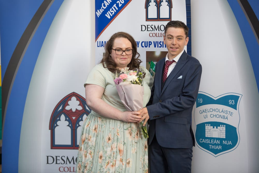 Desmond College Graduation: Presentation to Staff