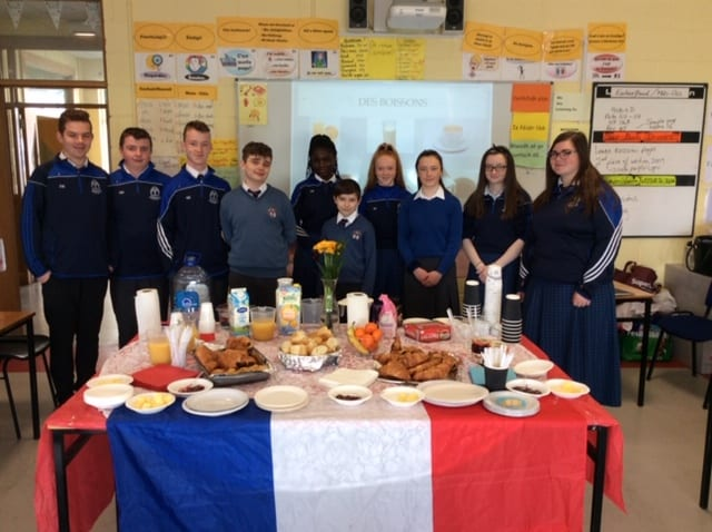 2nd year french breakfast