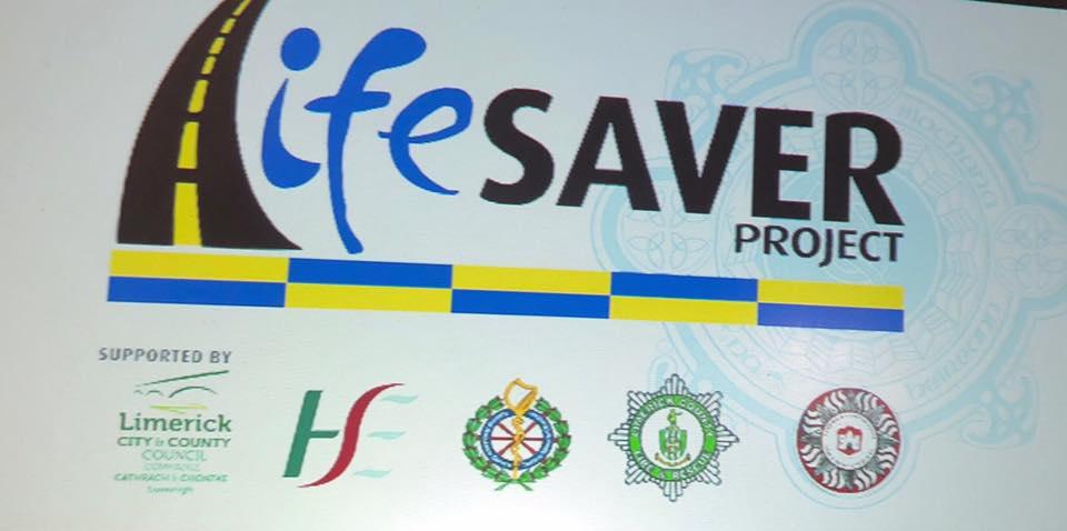 2019 Nov: Lifesaver Demonstration in Limerick Attended By Desmond College students