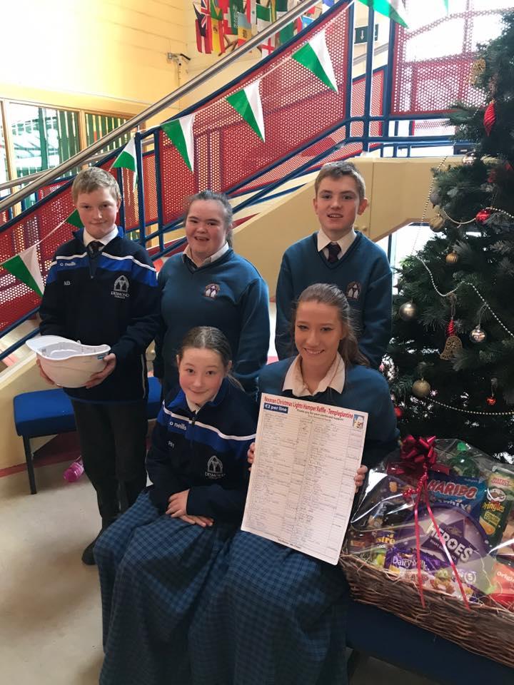 6th December 2019: Christmas Hamper Raffle